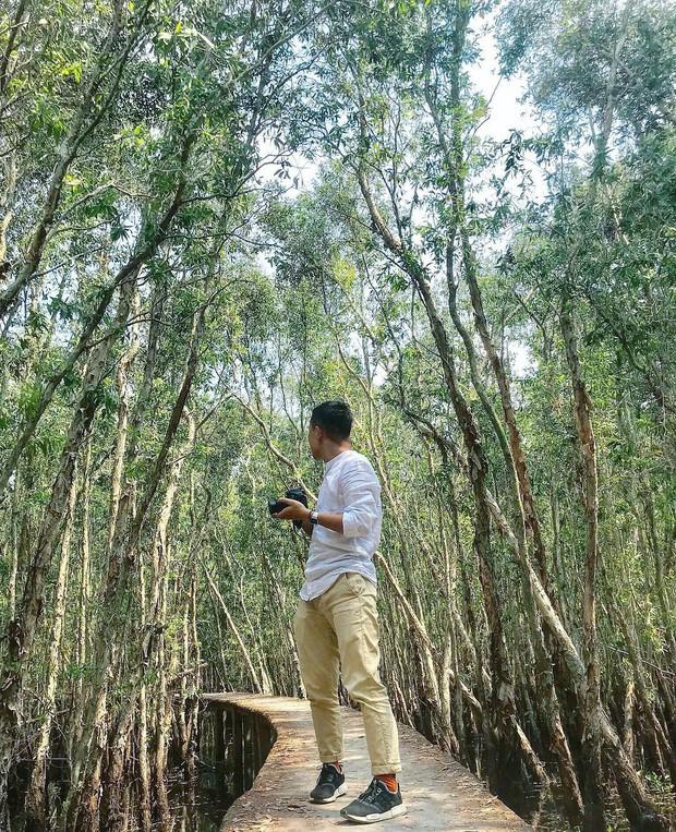 Lên hình siêu ảo 4 khu rừng tràm nổi đình đám ở miền Tây, liệu ngoài đời có đẹp như trên ảnh? - Ảnh 19.