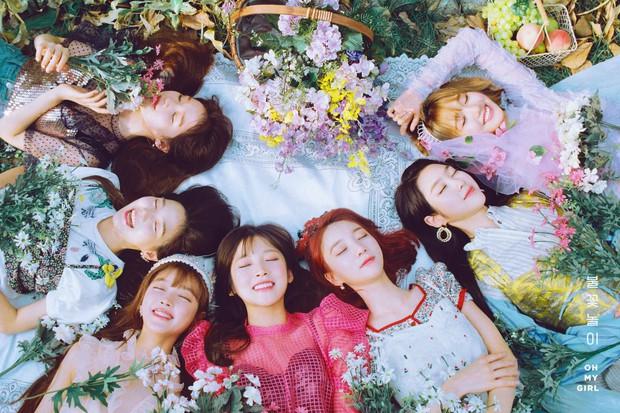 BXH 30 girlgroup hot nhất xứ Hàn: TWICE vượt mặt luôn BLACKPINK nhờ 2 tin hẹn hò liên tiếp, vị trí của SNSD mới bất ngờ - Ảnh 8.
