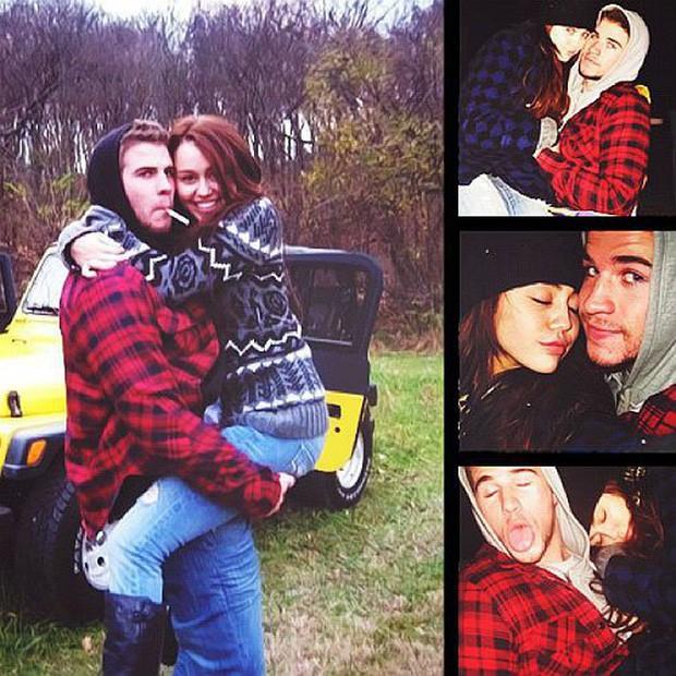 Hơn 1 thập kỷ tan hợp triền miên, yêu rồi cưới, hành trình mà Miley và Liam đã cùng trải qua không thể đong đếm bằng lời - Ảnh 3.