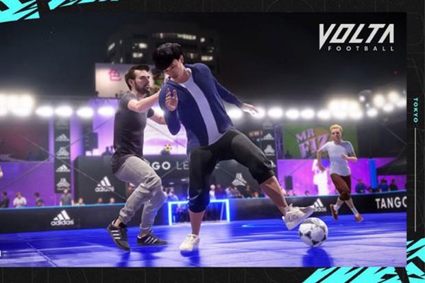 VOLTA - Chế độ bóng đá đường phố của FIFA 20 có thay đổi mới lạ, hứa hẹn không hút máu người chơi - Ảnh 2.