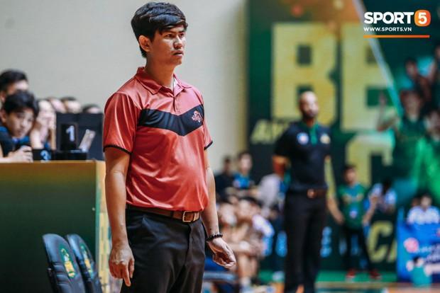 HLV Lê Trần Minh Nghĩa bật mí cách giúp Thang Long Warriors giành chiến thắng trước Cantho Catfish - Ảnh 1.