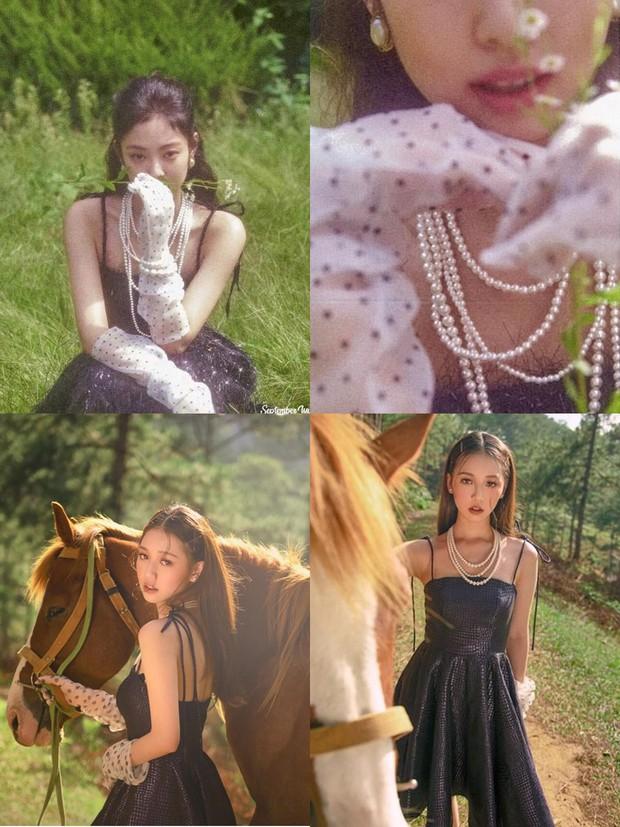 Tưởng đâu đụng hàng Jennie, ai ngờ váy Amee mặc lại là váy nhái? - Ảnh 5.
