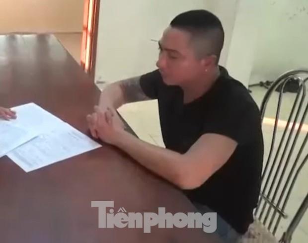 Tạm giữ hình sự đối tượng hành hung bác sĩ tại bệnh viện đa khoa Ninh Bình - Ảnh 1.