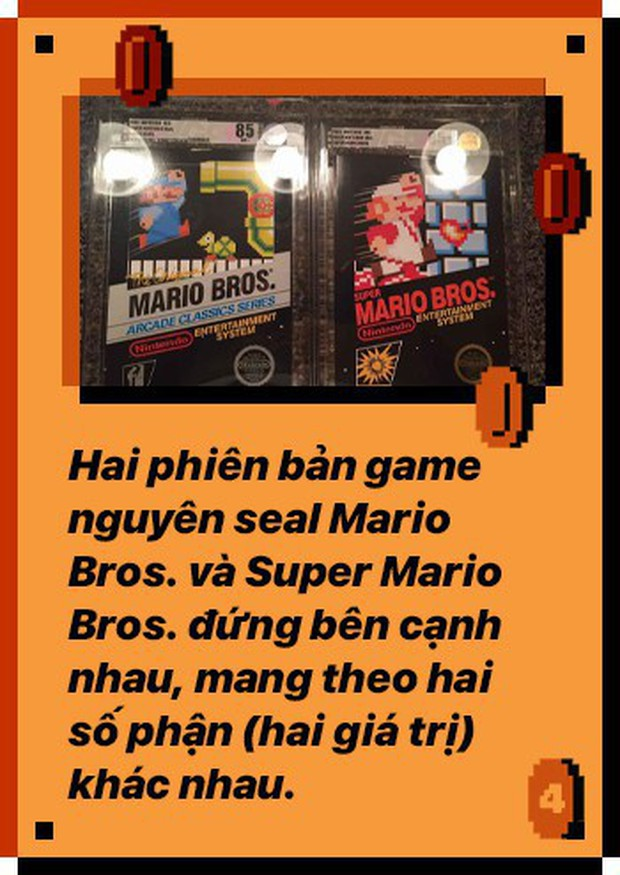 Cái băng điện tử Mario này có gì đặc biệt mà được mua với giá 2,3 tỷ VNĐ? - Ảnh 5.