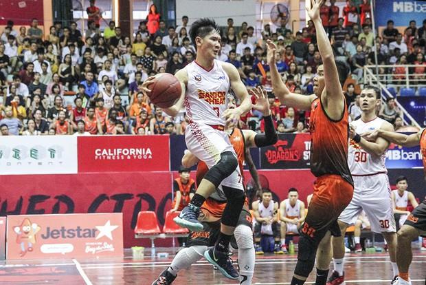 Richard Nguyễn trở lại, Saigon Heat chính thức bước vào vòng Playoffs sau chiến thắng trước Danang Dragons - Ảnh 3.