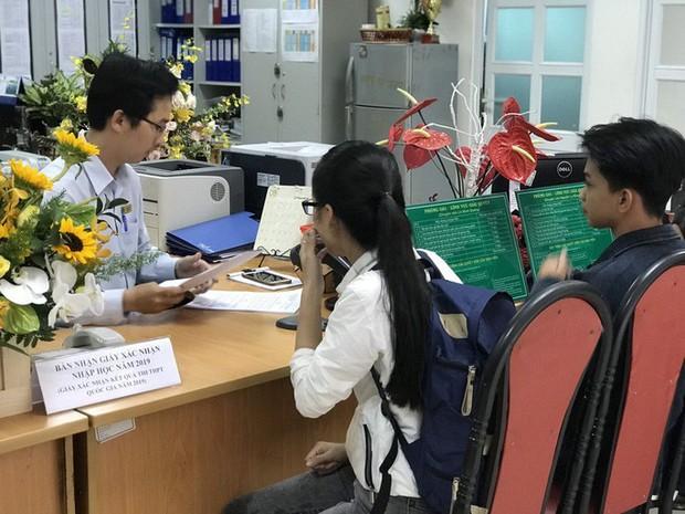Thí sinh trúng tuyển Đại học bắt đầu xác nhận nhập học - Ảnh 5.