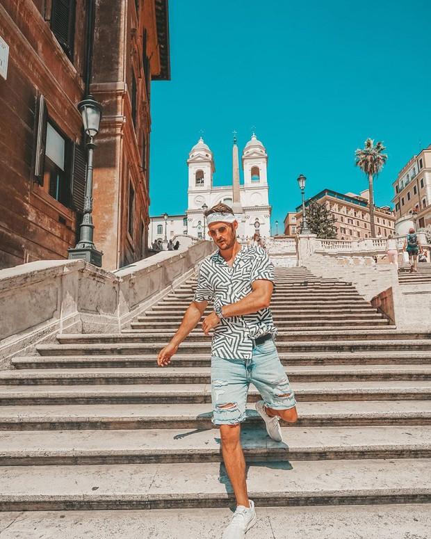 """Kỳ lạ """"bậc thang Tây Ban Nha"""" nhưng lại nằm ở Ý, luôn chật kín người lại có quy định phạt vô cùng khắt khe? - Ảnh 5."""