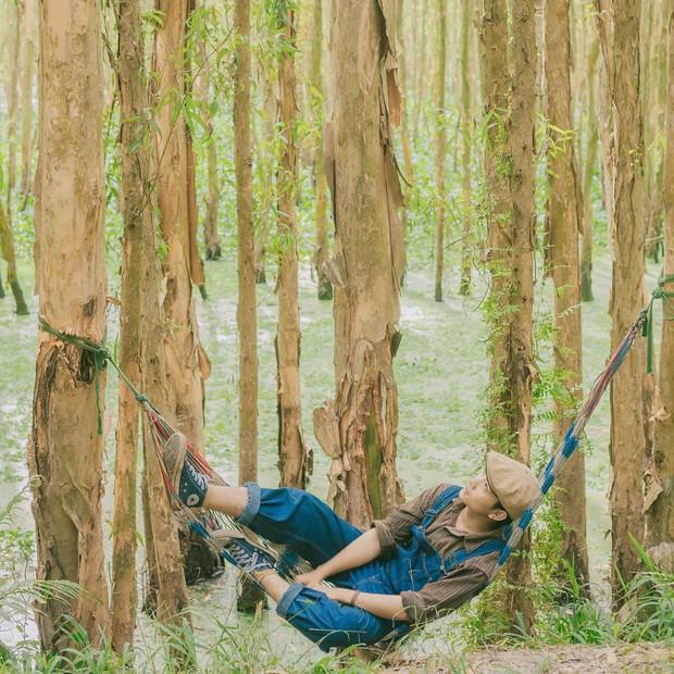 Lên hình siêu ảo 4 khu rừng tràm nổi đình đám ở miền Tây, liệu ngoài đời có đẹp như trên ảnh? - Ảnh 6.