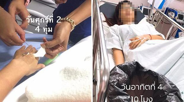 Tự ý uống thuốc giảm đau trong ngày đèn đỏ, cô gái người Thái tử vong khi chỉ mới ở độ tuổi 28 - Ảnh 3.