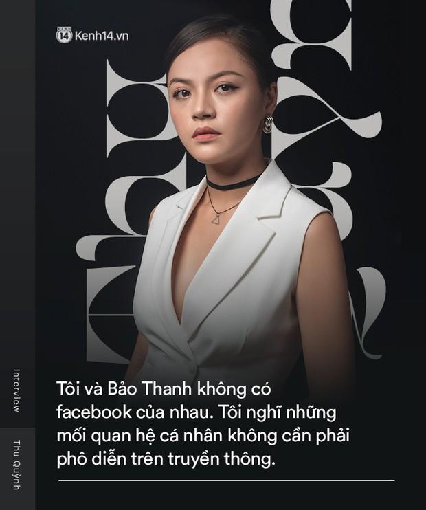 Thu Quỳnh đáp trả đồn đoán bất hòa với Bảo Thanh, khẳng định tự đi bằng đôi chân của mình sau thành công của Về nhà đi con - Ảnh 2.