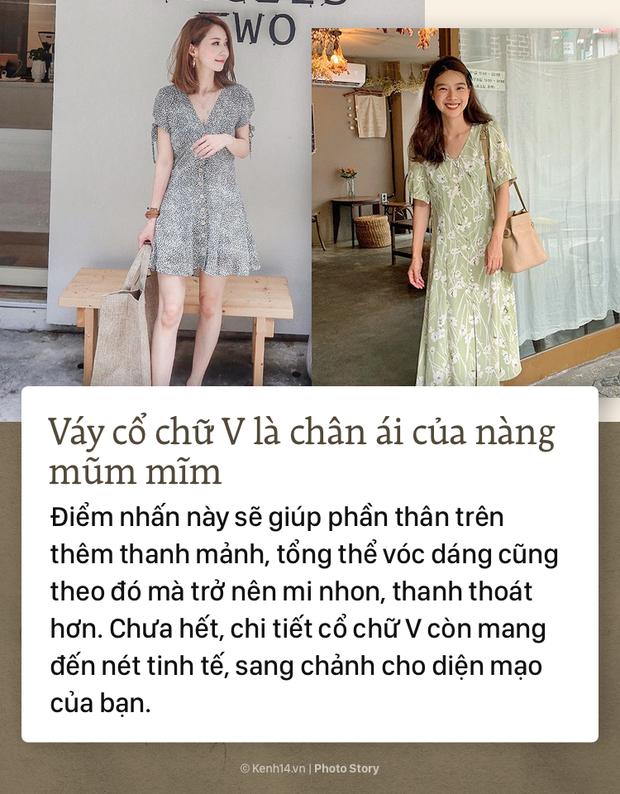 5 tips diện váy giúp các cô nàng nấm lùn hack chiều cao triệt để - Ảnh 5.