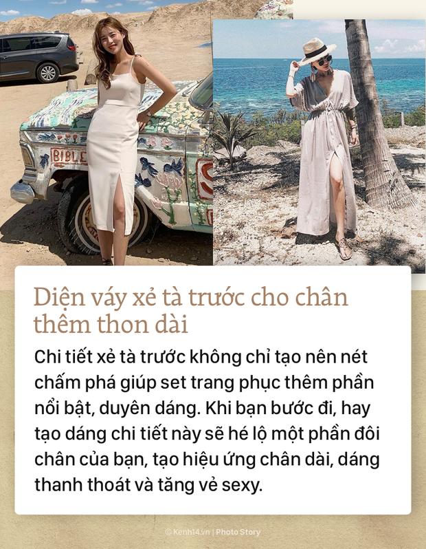 5 tips diện váy giúp các cô nàng nấm lùn hack chiều cao triệt để - Ảnh 7.