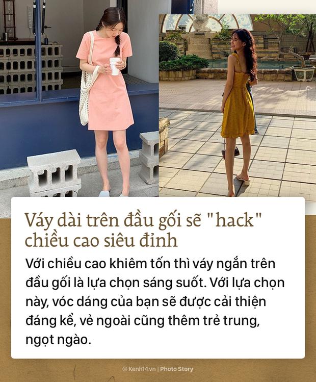 5 tips diện váy giúp các cô nàng nấm lùn hack chiều cao triệt để - Ảnh 9.