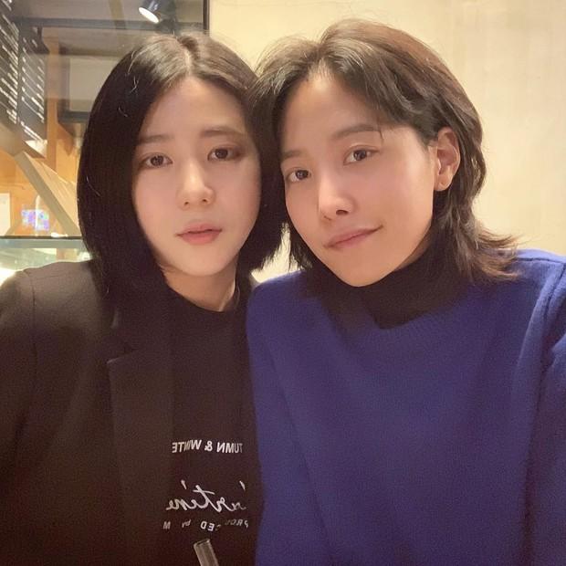 Cặp đôi đồng tính nữ nổi tiếng nhất nhì Hàn Quốc 3 năm hậu nổi tiếng: Đã tậu nhà mới, càng ngày càng có tướng phu thê - Ảnh 7.