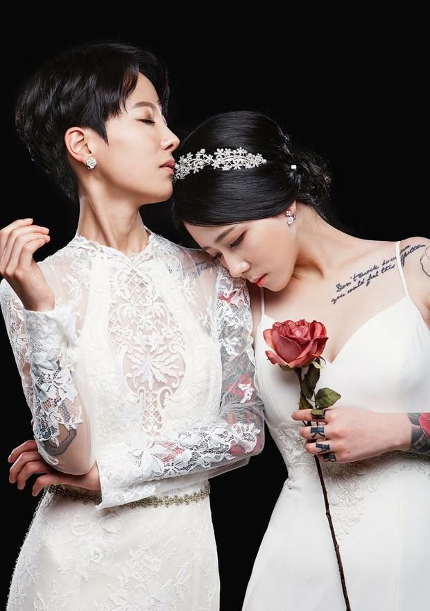 Cặp đôi đồng tính nữ nổi tiếng nhất nhì Hàn Quốc 3 năm hậu nổi tiếng: Đã tậu nhà mới, càng ngày càng có tướng phu thê - Ảnh 3.