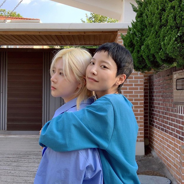 Cặp đôi đồng tính nữ nổi tiếng nhất nhì Hàn Quốc 3 năm hậu nổi tiếng: Đã tậu nhà mới, càng ngày càng có tướng phu thê - Ảnh 4.
