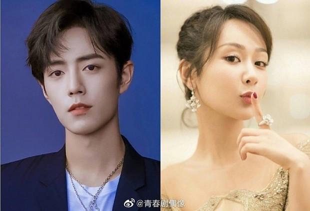 Vừa nghe Cá Mực Dương Tử có phim mới, netizen chỉ lo cho cái mũi của trai đẹp Tiêu Chiến là sao? - Ảnh 2.