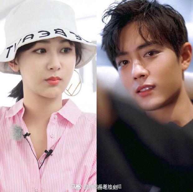 Vừa nghe Cá Mực Dương Tử có phim mới, netizen chỉ lo cho cái mũi của trai đẹp Tiêu Chiến là sao? - Ảnh 10.