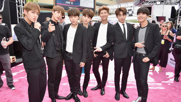 Teen Choice Awards 2019: BTS đại thắng, BLACKPINK, Red Velvet đều rinh cúp nhưng nghệ sĩ tạo dấu ấn lại là MONSTA X - Ảnh 3.