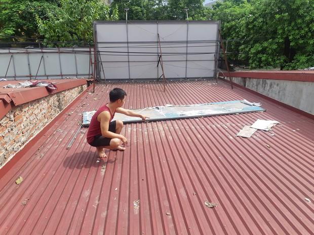 Hà Nội: Lợi dụng đêm mưa gió, kẻ gian đột nhập vào tiệm vàng trộm số tài sản trị giá 1,8 tỷ đồng  - Ảnh 2.