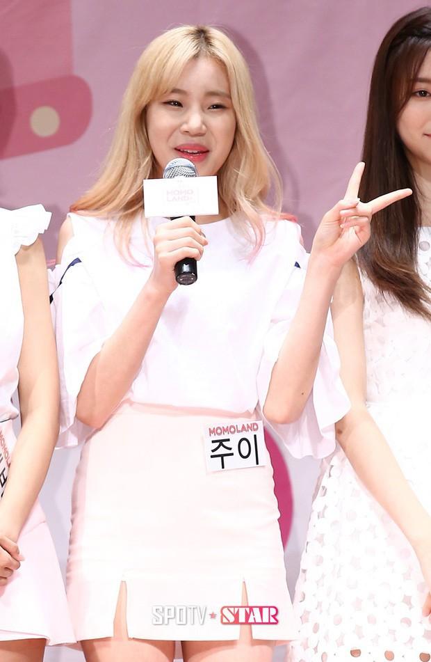 Lộ diện với gương mặt khác lạ, nữ idol xấu nhất lịch sử Kpop bị nghi phẫu thuật thẩm mỹ đến mức xuống sắc hơn trước - Ảnh 7.