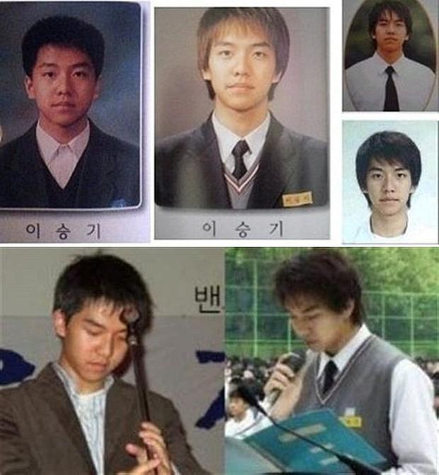 Ảnh tốt nghiệp của dàn tài tử hàng đầu Hàn Quốc: Nhan sắc thật được phơi bày, tài tử Người thừa kế gây sốc nhất - Ảnh 17.