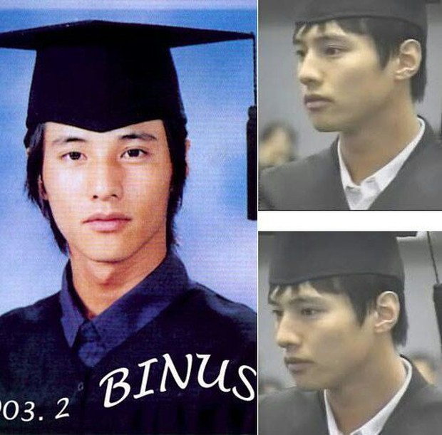 Ảnh tốt nghiệp của dàn tài tử hàng đầu Hàn Quốc: Nhan sắc thật được phơi bày, tài tử Người thừa kế gây sốc nhất - Ảnh 21.