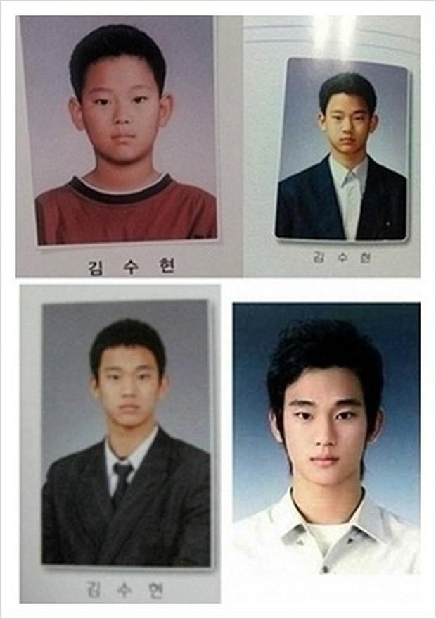 Ảnh tốt nghiệp của dàn tài tử hàng đầu Hàn Quốc: Nhan sắc thật được phơi bày, tài tử Người thừa kế gây sốc nhất - Ảnh 4.
