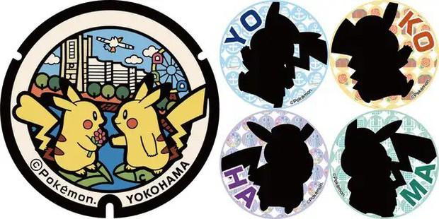 Vẽ hình Pokémon đầy sống động, đây là lý do khiến ai du lịch Nhật Bản về cũng vấn vương… cái nắp cống! - Ảnh 9.