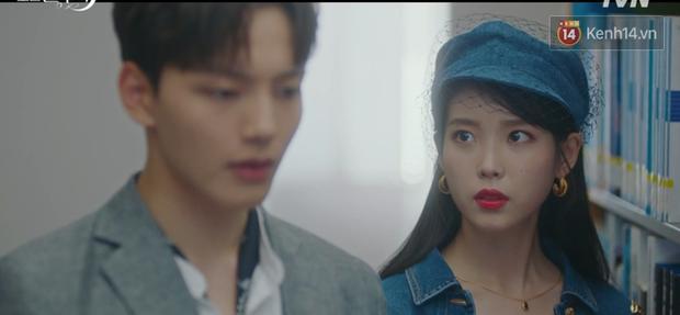 Hậu ghen lồng lộn vì crush suýt bị gả cho cháu gái tài phiệt, CEO IU và Yeo Jin Goo chính thức kết đôi trong tập 10 Hotel Del Luna - Ảnh 13.