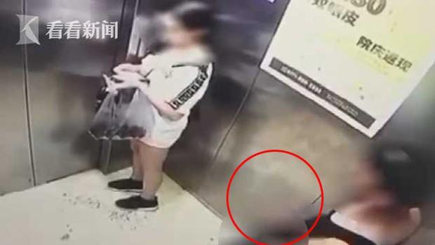 Cô gái 20 tuổi sống độc thân bị người đàn ông lạ mặt hù dọa trong thang máy phải dọn đi sau 2 năm thuê nhà - Ảnh 1.