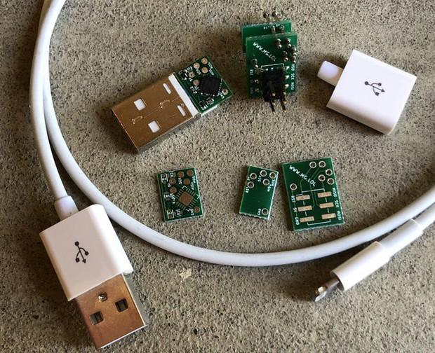 Hãi hùng với sạc iPhone giả mạo kiểu mới: Cắm vào là thoải mái hack, điều khiển máy nạn nhân từ xa - Ảnh 2.