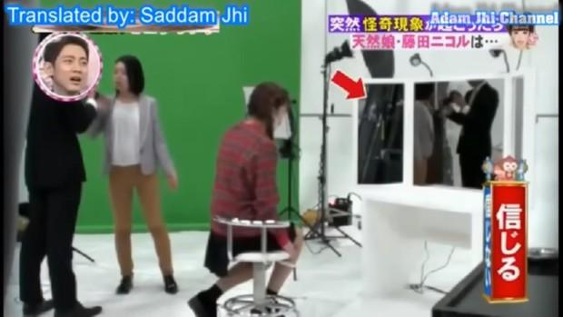 Kinh hồn bạt vía với những thử thách dọa ma đáng sợ trong gameshow Nhật Bản - Ảnh 6.