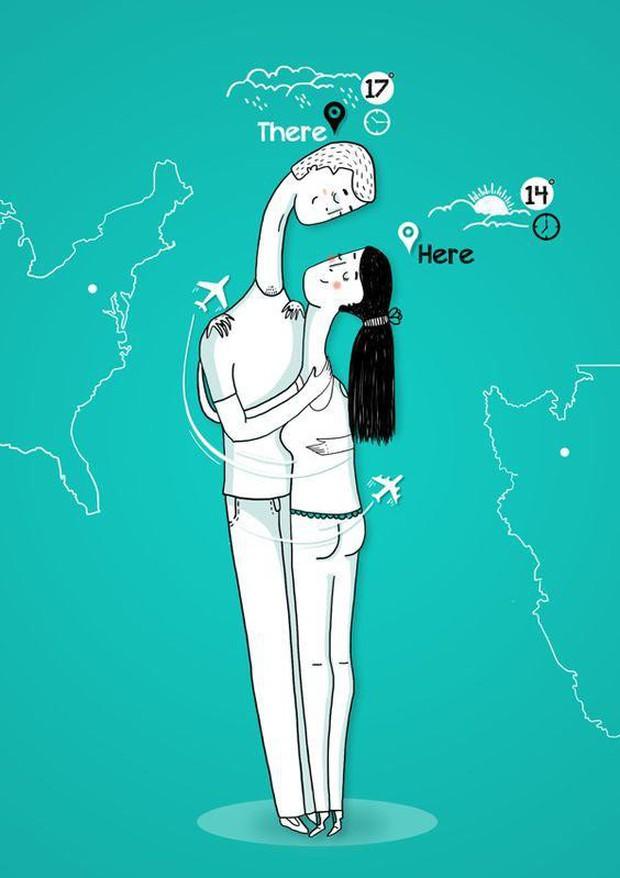 Yêu xa khi đi du học: Khoảng cách địa lý chưa bao giờ đáng sợ bằng lòng người đổi thay, niềm tin có là tất cả? - Ảnh 3.
