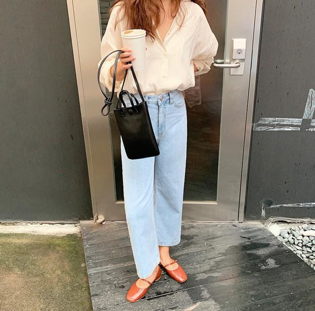 4 món đồ jeans bạn nên tậu gấp để bước vào mùa thu với style trẻ xinh và siêu cấp sành điệu - Ảnh 3.