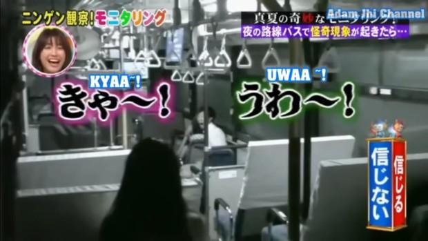 Kinh hồn bạt vía với những thử thách dọa ma đáng sợ trong gameshow Nhật Bản - Ảnh 11.