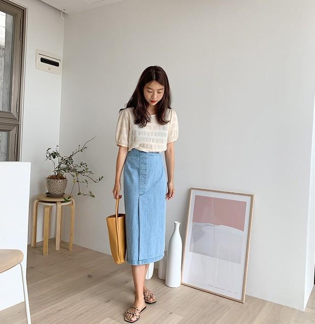 4 món đồ jeans bạn nên tậu gấp để bước vào mùa thu với style trẻ xinh và siêu cấp sành điệu - Ảnh 6.