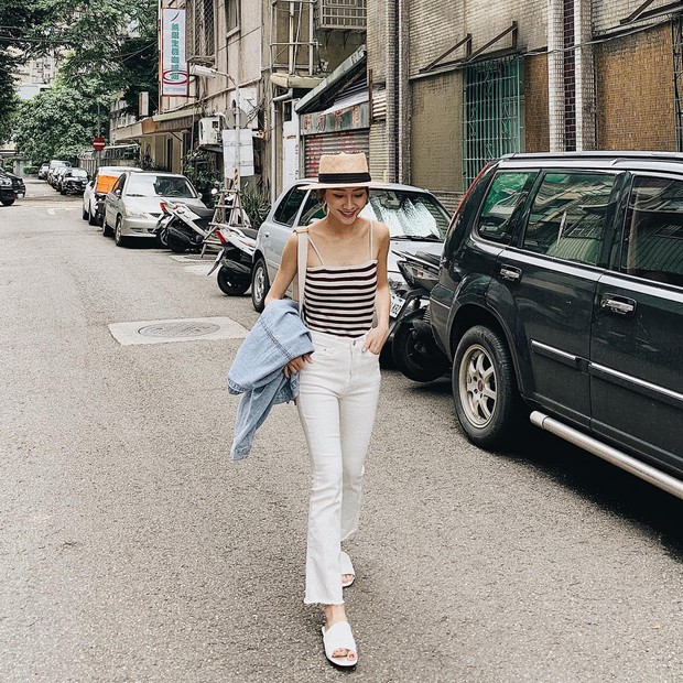 4 món đồ jeans bạn nên tậu gấp để bước vào mùa thu với style trẻ xinh và siêu cấp sành điệu - Ảnh 10.