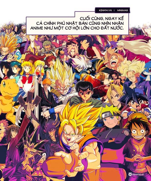 """Anime Nhật Bản: Từ """"Disney của phương Đông"""" cho tới ngành công nghiệp tỷ đô vươn tới toàn cầu - Ảnh 7."""
