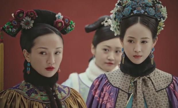 4 cặp bách hợp được khán giả Hoa Ngữ nhiệt tình: Đỉnh cao nhất vẫn là Như Ý Châu Tấn và Hải Lan Trương Quân Ninh - Ảnh 5.