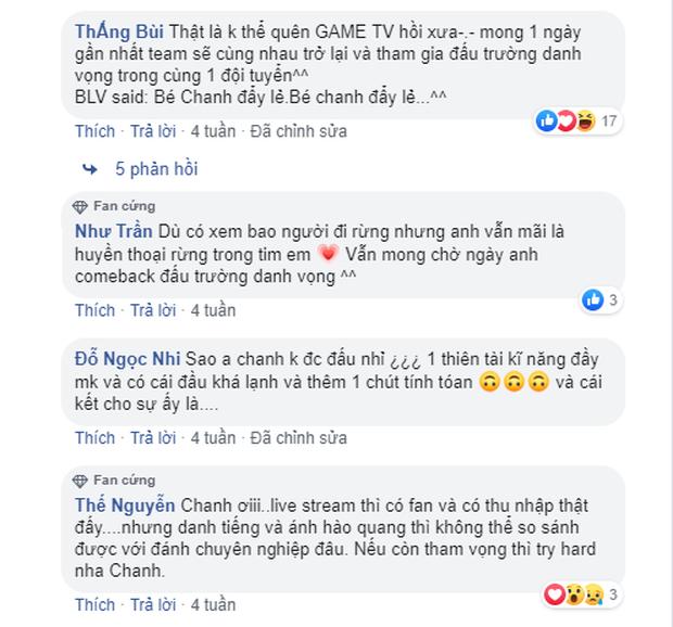 PS Man tiết lộ kỷ niệm cùng Bé Chanh thời Game TV, người hâm mộ Liên Quân Việt đồng loạt mong thần rừng tái xuất - Ảnh 8.