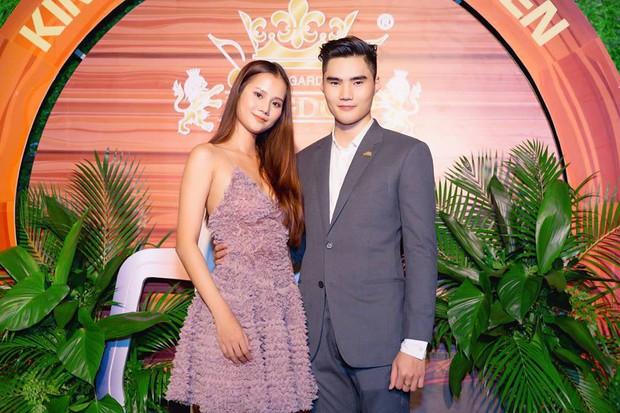 Hương Ly: Tôi và Quang Hùng đều độc thân thì việc hôn nhẹ vào môi nhau cũng đâu có gì là lạ - Ảnh 3.