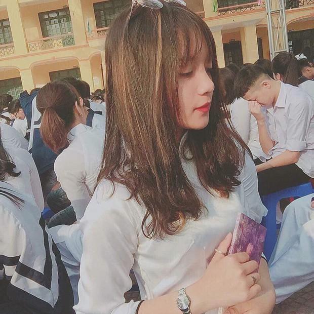 Đang học cấp 3 mà chưa ngắm loạt girl xinh này thì uổng quá: Nhìn người ta mặc áo dài nè, toàn cực phẩm không đó! - Ảnh 11.