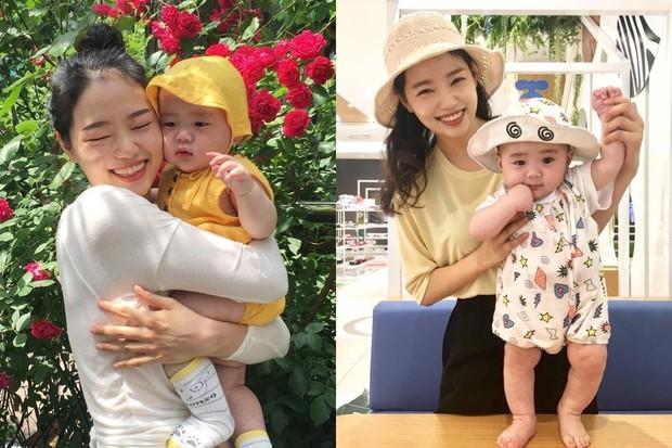 Thêm một mẹ bỉm sữa giảm 13kg thành công sau khi sinh con, lấy lại vóc dáng quyến rũ vạn người mê - Ảnh 4.