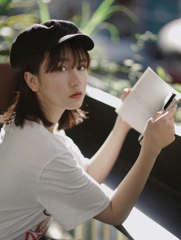 Girl xinh ĐH Hoa Sen sinh năm 1999 được khen xinh hơn cả gái Hàn, thừa nhận nâng mũi để hoàn thiện nhan sắc - Ảnh 4.