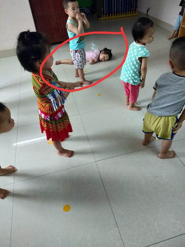 Loạt hành động không giống ai trong lớp học của các bé mầm non khiến dân mạng cười bể bụng - Ảnh 9.
