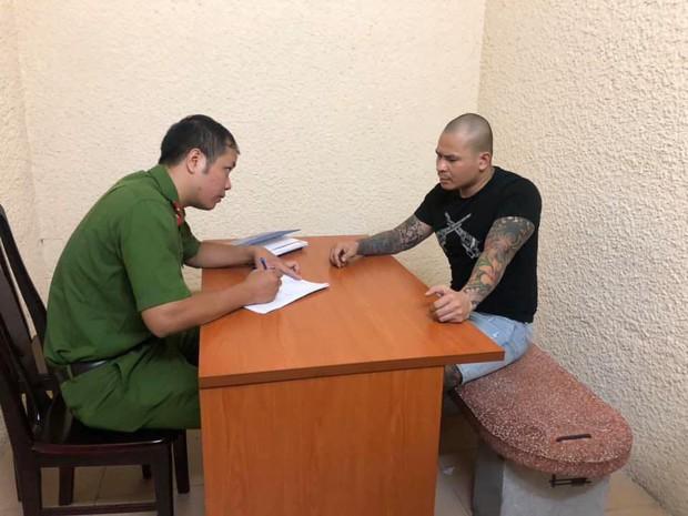 Khởi tố và bắt tạm giam Quang Rambo - đàn anh Khá bảnh - Ảnh 1.