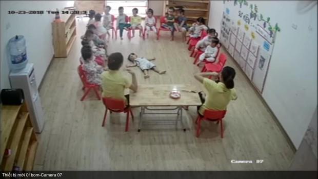 Loạt hành động không giống ai trong lớp học của các bé mầm non khiến dân mạng cười bể bụng - Ảnh 4.