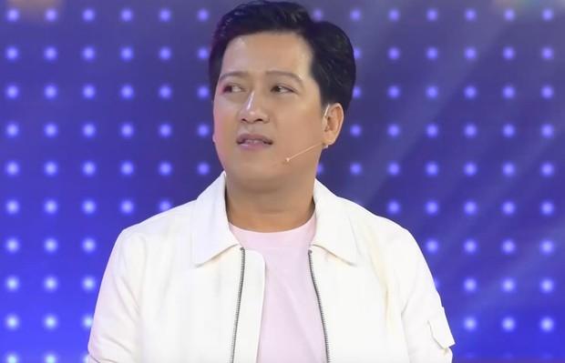 Trường Giang nịnh vợ Nhã Phương trên sóng truyền hình: Vợ em không make up em thấy vẫn đẹp - Ảnh 4.