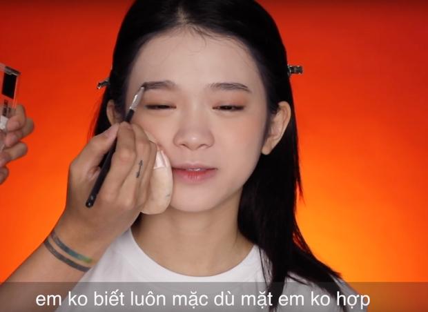 Linh Ka lần đầu tâm sự về chuyện một mình khăn gói vào Sài Gòn ở tuổi 17, tiết lộ bị stylist đoàn quay hại trông già chát - Ảnh 6.